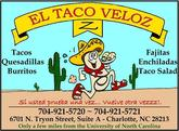 El Taco Veloz Corporate Office Headquarters