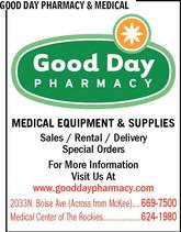 Good Day Pharmacy Corporate Office Headquarters