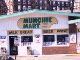 Munchie Mart Corporate Office Headquarters