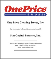One Price Clothing Stores Inc Corporate Office Headquarters