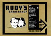 Rudys Barber Shop Corporate Office Headquarters